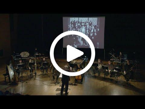 Ciné-concert Foxtrot Délirium - https://youtu.be/DKUGehok2WQ