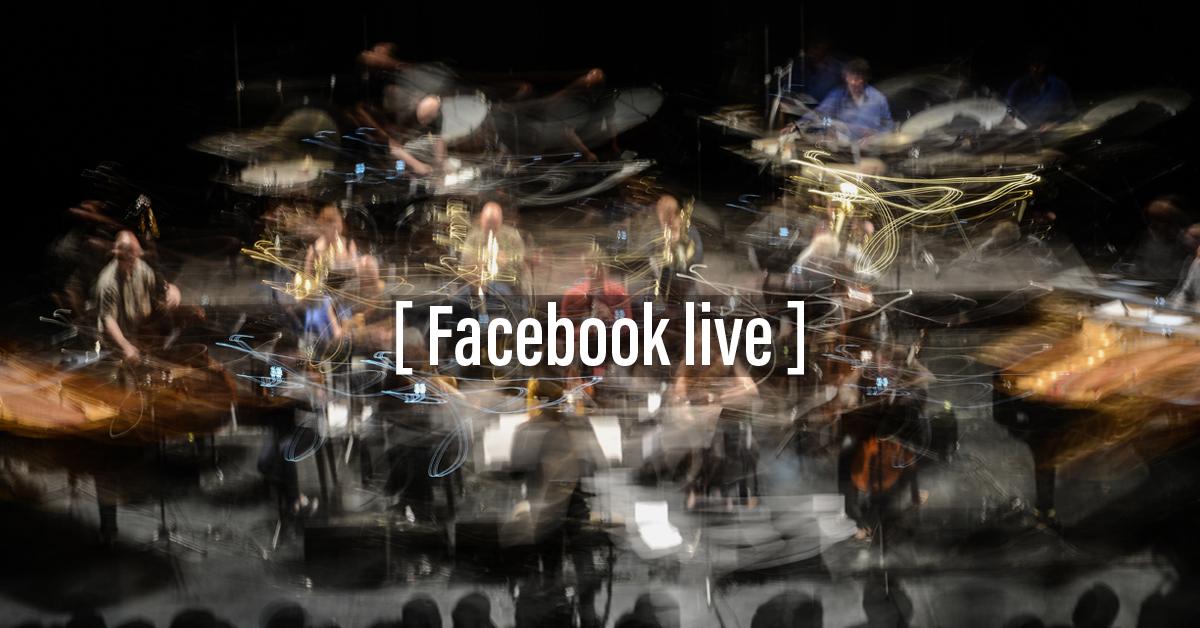 2e2m • Facebook live • 9 nov.
